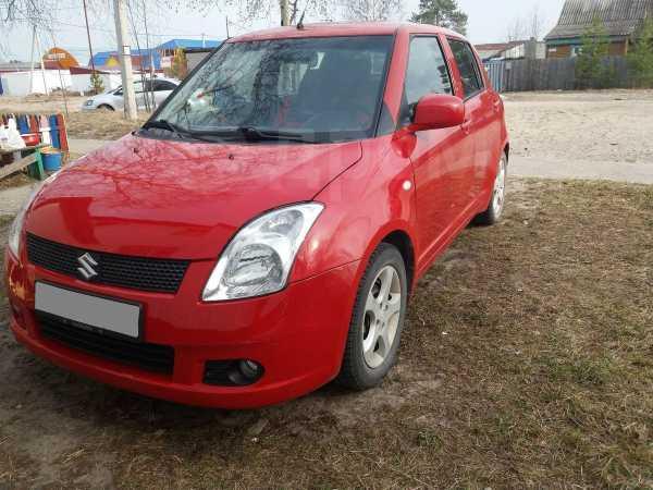 Suzuki Swift, 2007 год, 295 000 руб.