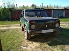 Димитровград 4x4 2121 Нива 1982
