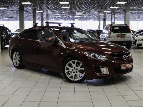 Mazda Mazda6, 2008 год, 524 900 руб.