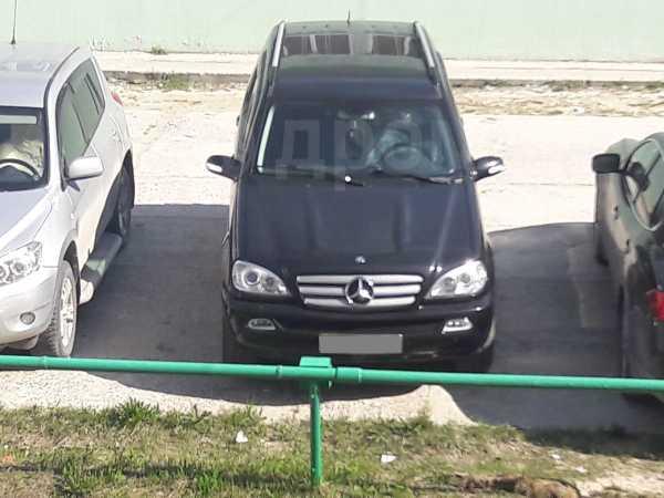 Mercedes-Benz M-Class, 2004 год, 535 000 руб.