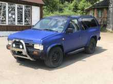 Новокузнецк Terrano 1988