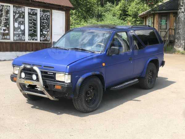 Nissan Terrano, 1988 год, 135 000 руб.