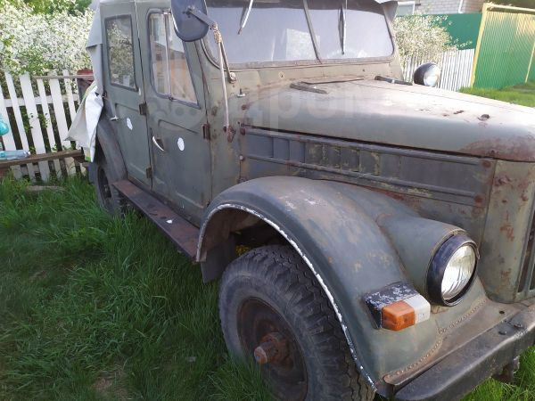 ГАЗ 69, 1958 год, 55 000 руб.