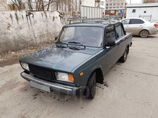 Лада 2107, 2010 год, 93 000 руб.