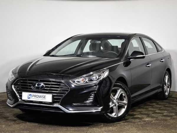 Hyundai Sonata, 2018 год, 1 297 000 руб.