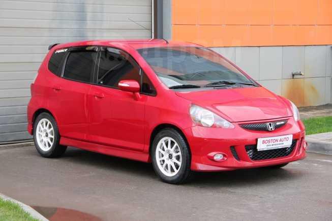 Honda Jazz, 2006 год, 489 000 руб.