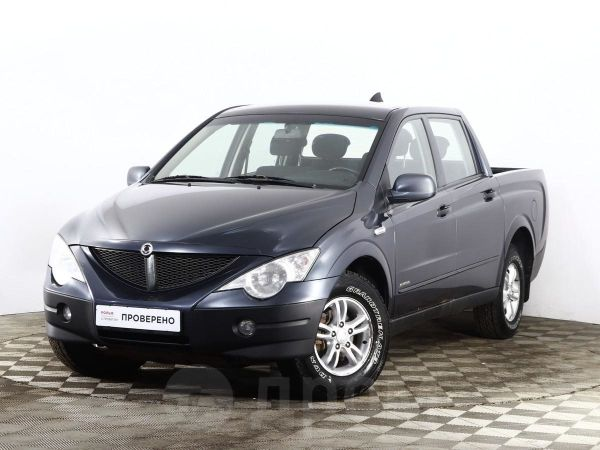 SsangYong Actyon Sports, 2008 год, 346 000 руб.