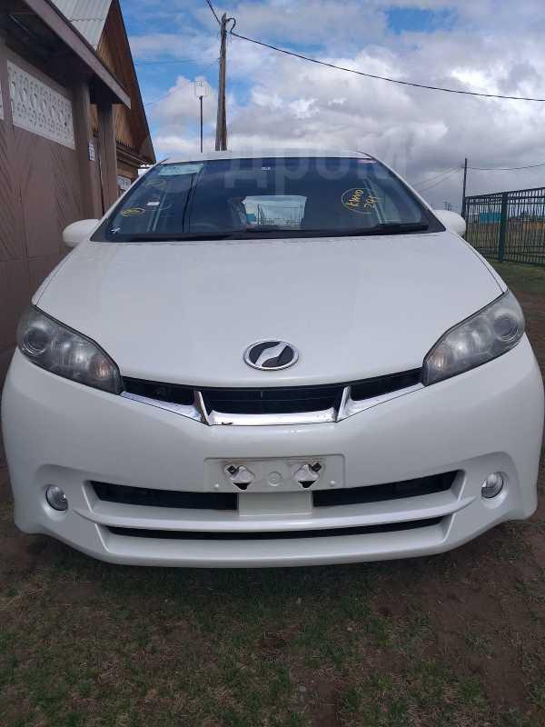Toyota Wish, 2011 год, 865 000 руб.