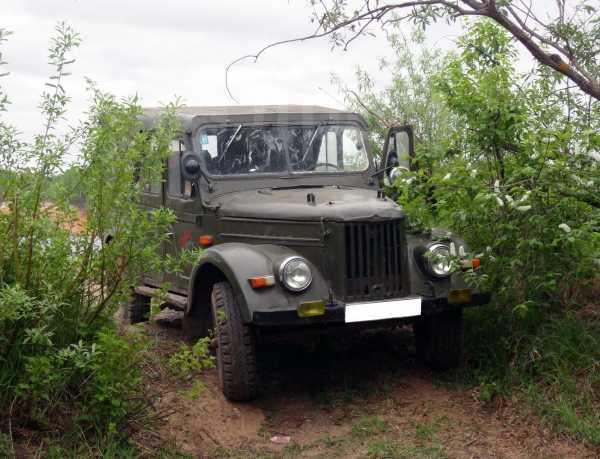 ГАЗ 69, 1964 год, 60 000 руб.