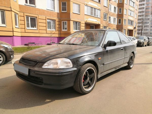 Honda Civic, 1996 год, 140 000 руб.