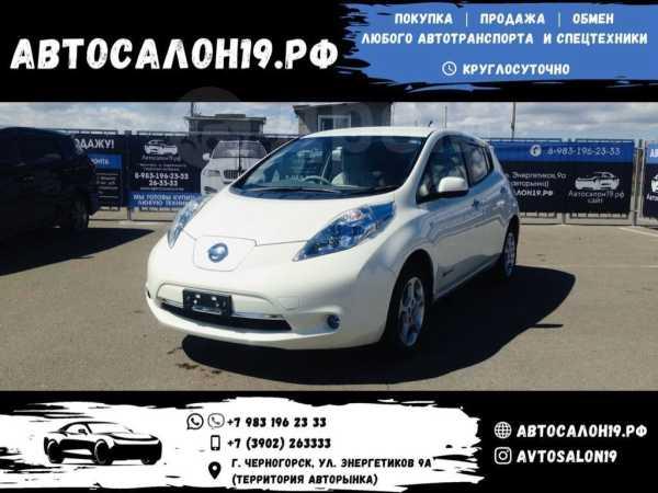 Nissan Leaf, 2011 год, 414 000 руб.