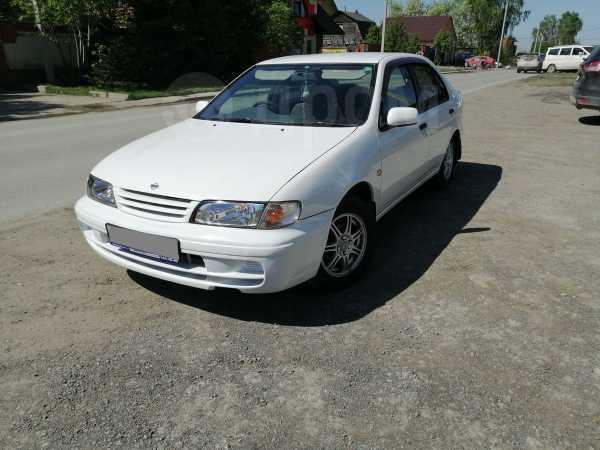 Nissan Pulsar, 1998 год, 125 000 руб.
