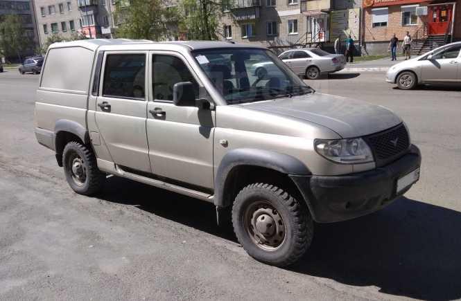 УАЗ Пикап, 2014 год, 650 000 руб.