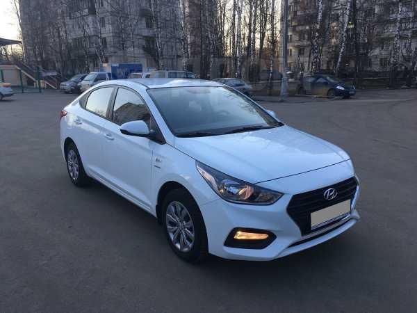 Hyundai Solaris, 2019 год, 860 000 руб.