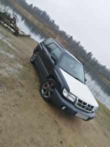 Вологда Forester 2000
