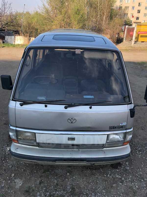Toyota Hiace, 1987 год, 40 000 руб.