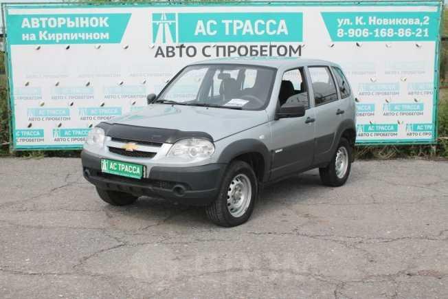 Chevrolet Niva, 2013 год, 327 000 руб.