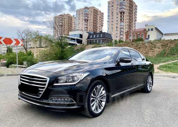 Hyundai Genesis, 2016 год, 1 280 000 руб.