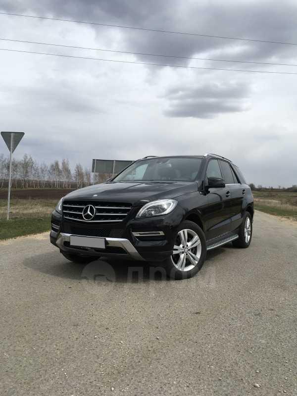 Mercedes-Benz M-Class, 2015 год, 2 000 000 руб.