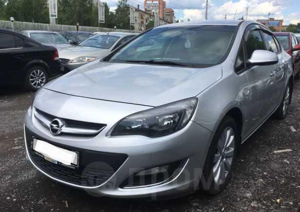 Opel Astra, 2012 год, 528 000 руб.