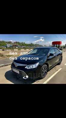 Иркутск Toyota Camry 2016