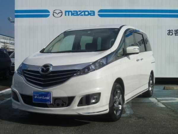 Mazda Biante, 2016 год, 900 000 руб.