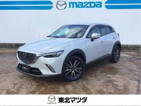 Mazda CX-3, 2016 год, 805 000 руб.