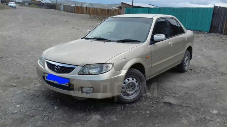 Mazda 323, 2001 год, 215 000 руб.