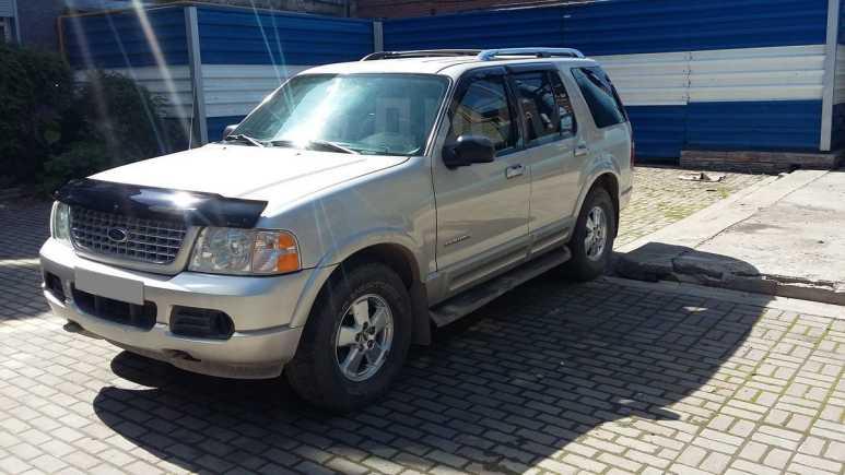 Ford Explorer, 2003 год, 450 000 руб.