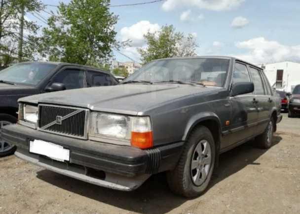 Volvo 740, 1985 год, 35 000 руб.