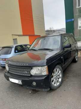 Петропавловск-Камчатский Range Rover 2007