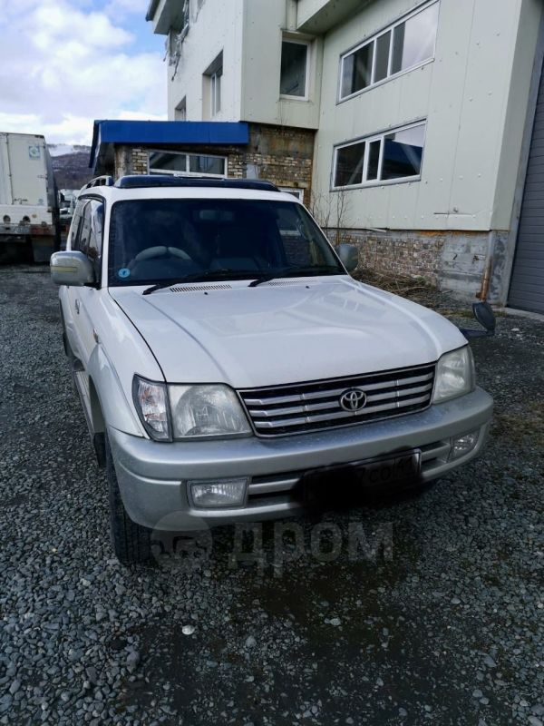 Toyota Land Cruiser Prado, 1999 год, 850 000 руб.