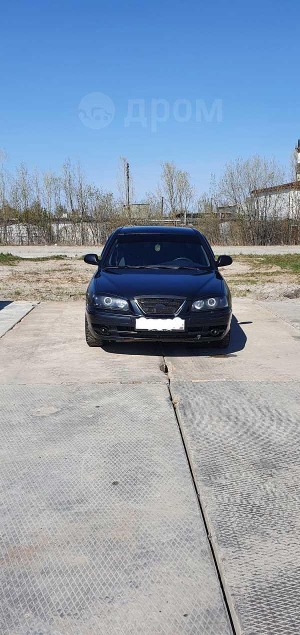Hyundai Elantra, 2008 год, 240 000 руб.