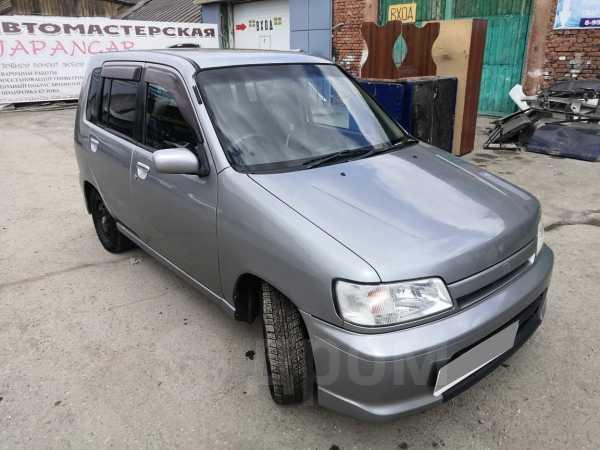 Nissan Cube, 1999 год, 170 000 руб.