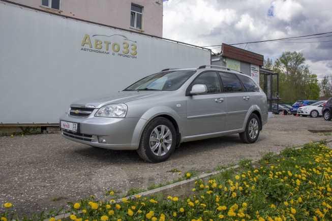 Chevrolet Lacetti, 2012 год, 357 000 руб.