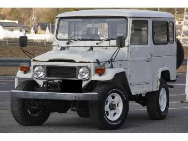 Toyota Land Cruiser, 1983 год, 870 000 руб.