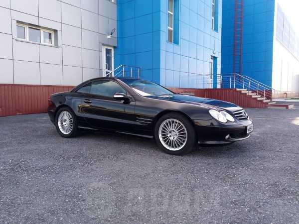 Mercedes-Benz SL-Class, 2002 год, 930 000 руб.