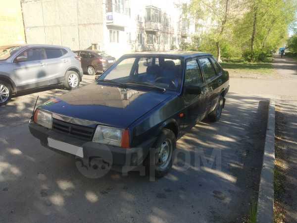 Лада 21099, 1997 год, 62 000 руб.