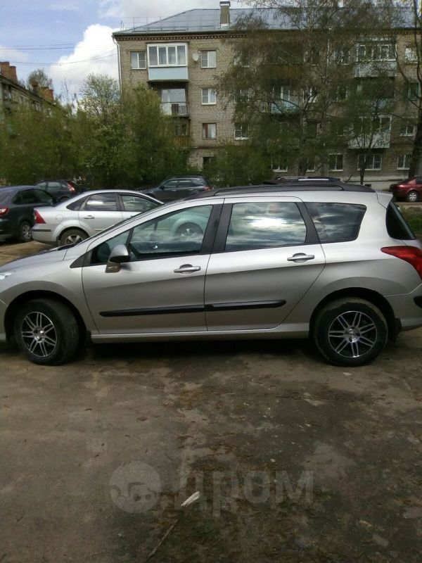 Peugeot 308, 2008 год, 285 000 руб.