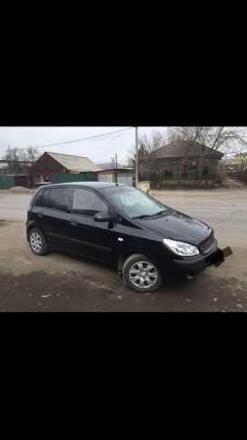 Кызыл Getz 2009