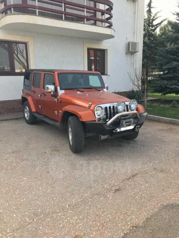 Jeep Wrangler, 2010 год, 2 120 000 руб.