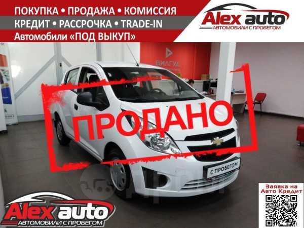 Chevrolet Spark, 2012 год, 310 000 руб.