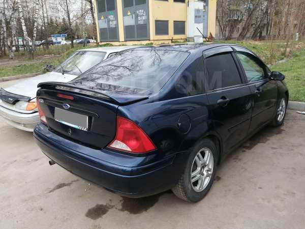 Ford Focus, 2001 год, 109 000 руб.