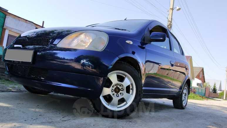 Toyota Vitz, 2001 год, 245 000 руб.