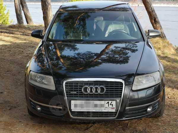 Audi A6, 2006 год, 420 000 руб.