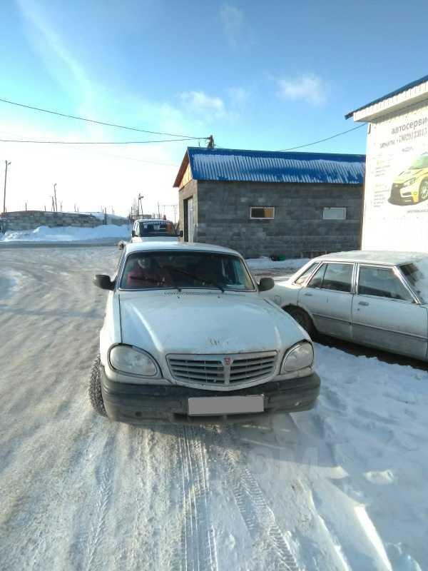 ГАЗ 31105 Волга, 2005 год, 44 000 руб.