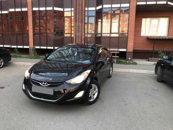 Hyundai Avante, 2011 год, 619 000 руб.