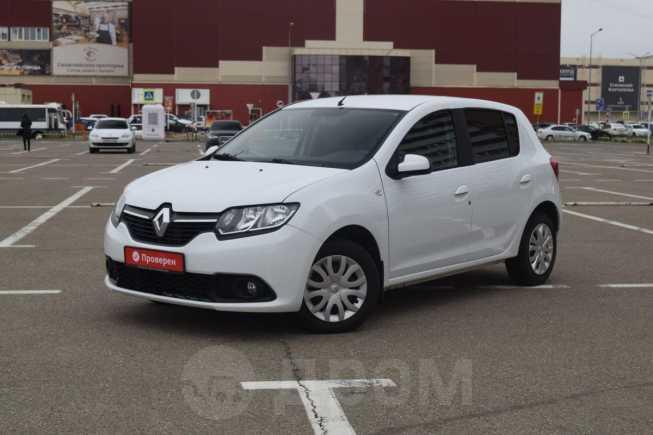 Renault Sandero, 2015 год, 515 000 руб.