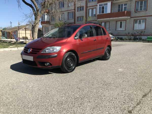 Volkswagen Golf Plus, 2007 год, 395 000 руб.