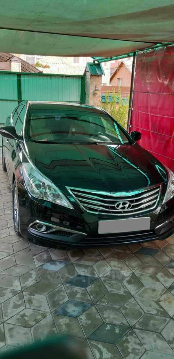 Hyundai Grandeur, 2014 год, 1 400 000 руб.